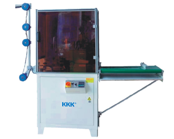 KKK-5 Full-auto lace cut machine