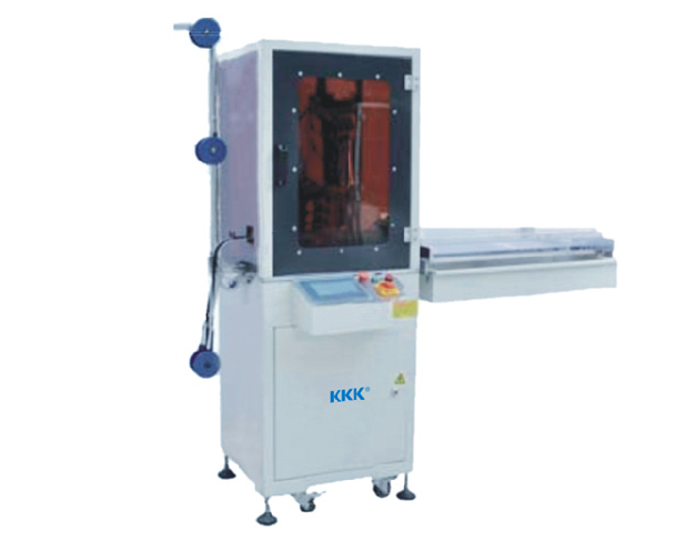 KKK-CSQD Full-auto ultrasonic open-end cut machine