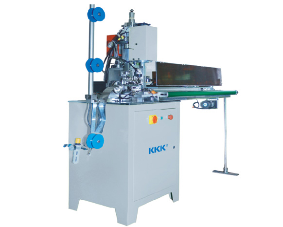 KKK-116 Full-auto intelligent robot arm ultrasonic open-end cut machine