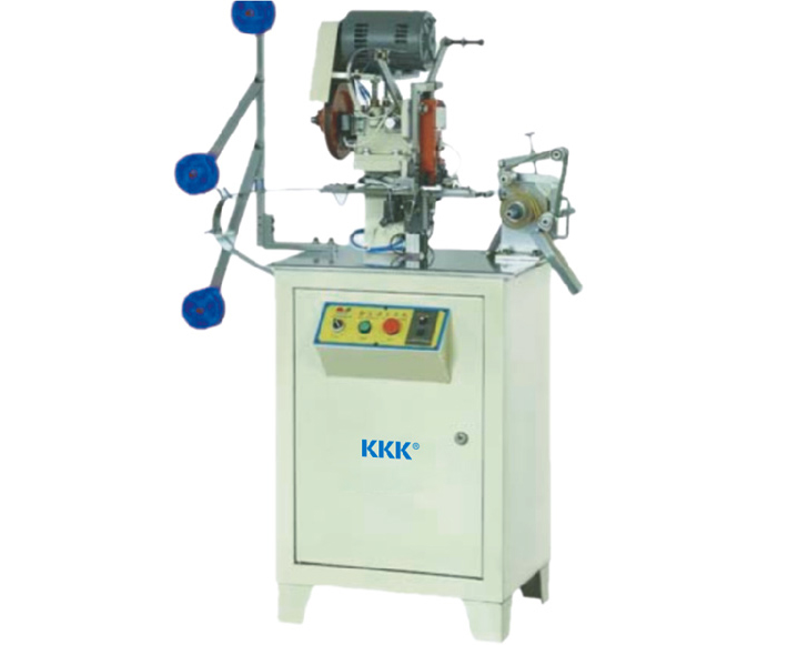 KKK-102N Full-auto nylon bottom stop machine