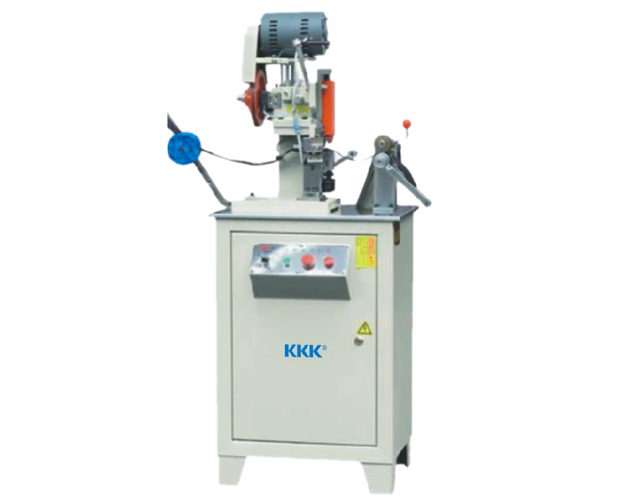 KKK-102M Full-auto metal bottom stop machine